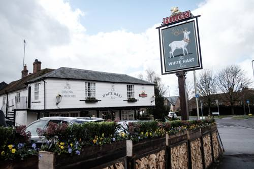 The White Hart Cover Picture