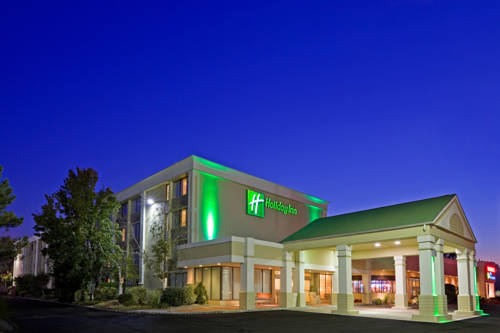 Holiday Inn Hotel & Suites Parsippany/Fairfield Cover Picture