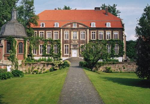 Hotel Schloss Wilkinghege Cover Picture