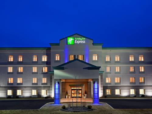 Holiday Inn Express Syracuse-Fairgrounds Cover Picture