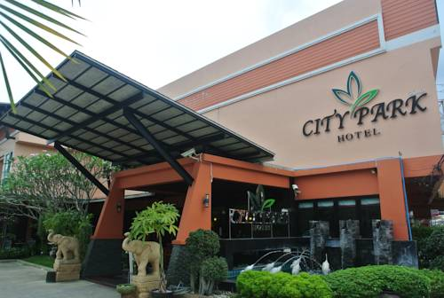 City Park Hotel Phattalung Cover Picture