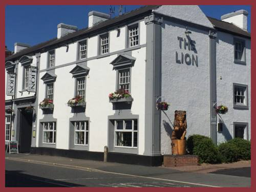 The Lion Hotel Cover Picture