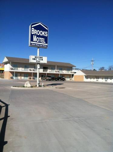 Brooks Motel Cover Picture
