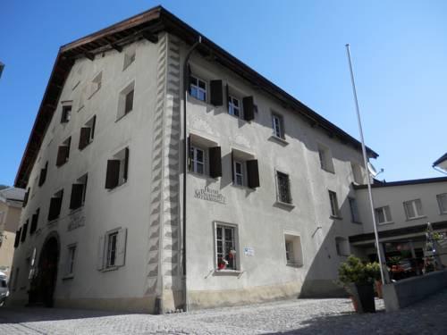 Palazzo Mÿsanus Samedan Cover Picture