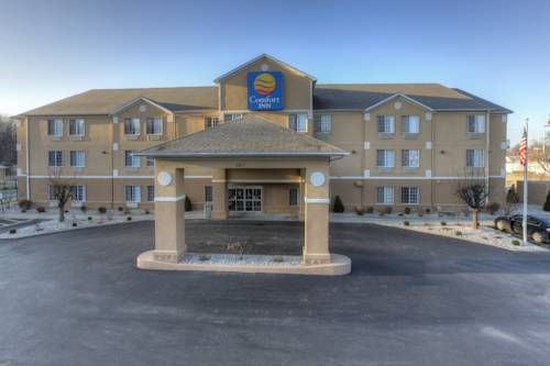 Comfort Inn Henderson Cover Picture