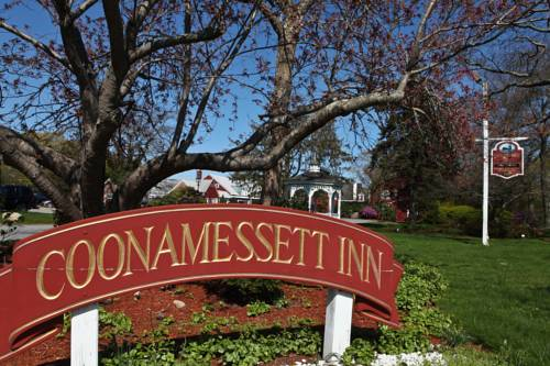 Coonamessett Inn Cover Picture