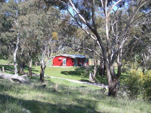 Clare Valley Cabins Cover Picture