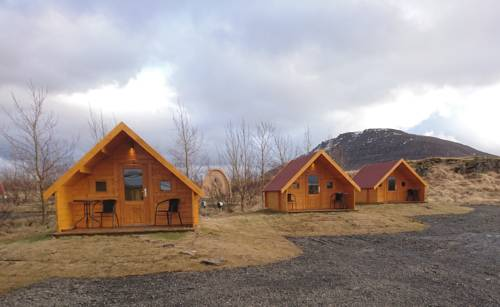 Fossatun Camping Pods & Cottages - Sleeping Bag Accommodation Cover Picture
