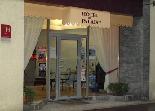 Hôtel du Palais Cover Picture