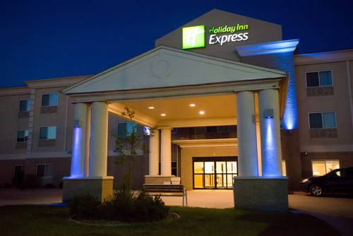 Holiday Inn Express Devils Lake Cover Picture