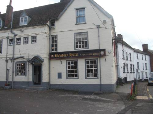 Bewdley Hotel Cover Picture