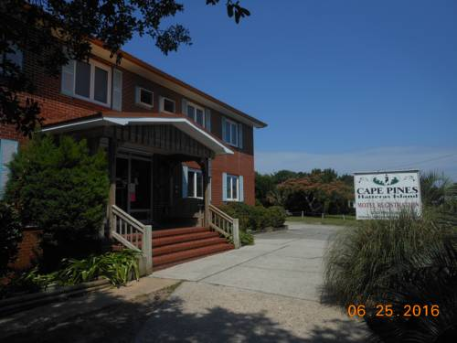 Cape Pines Motel Hatteras Island Cover Picture