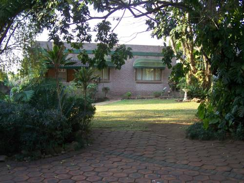 Garden Lodge Cover Picture