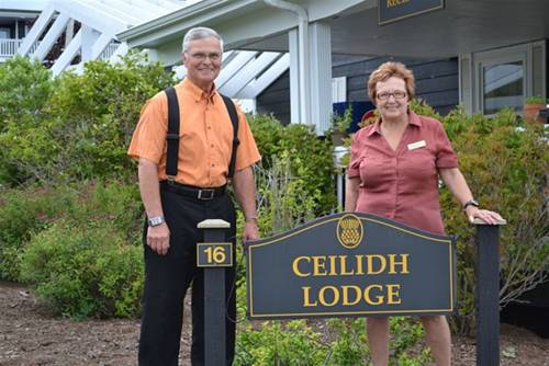Ceilidh Country Lodge Cover Picture