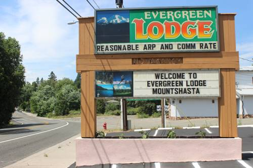 Evergreen Lodge Cover Picture