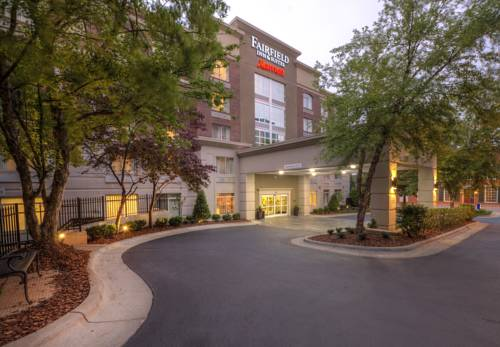 Fairfield Inn & Suites by Marriott Winston-Salem Downtown Cover Picture