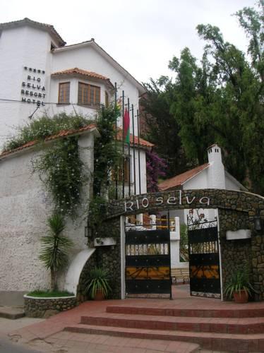 Hotel Rio Selva Aranjuez Cover Picture