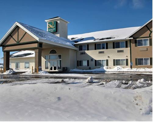 Quality Inn Mineral Point Cover Picture
