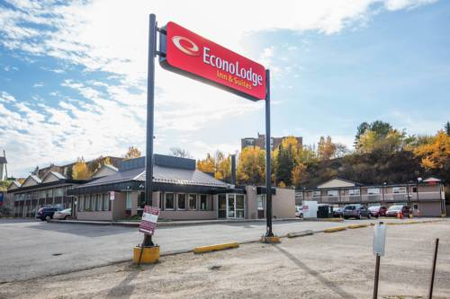 Econo Lodge Inn & Suites City Center Red Deer Cover Picture