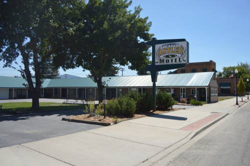 Newport Antler Motel Cover Picture