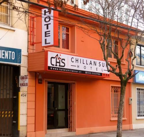 Hotel Chillan Sur Cover Picture