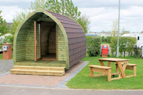 Croft Bank Pods Cover Picture
