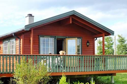 Three-Bedroom Holiday home in Brusand Cover Picture