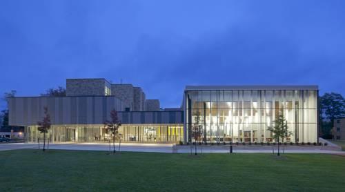 Clare Hall at Brescia University College Cover Picture