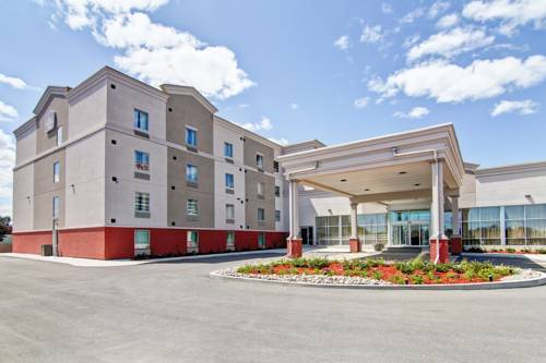 Best Western Plus Bowmanville Cover Picture
