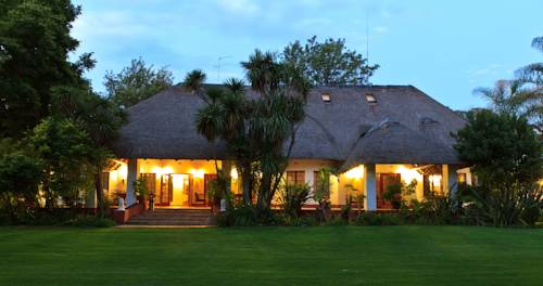 Zulu Nyala Country Manor Cover Picture
