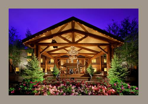 The Lodge at Jackson Hole Cover Picture