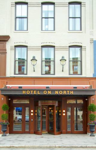 Hotel on North Cover Picture