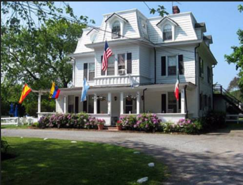 The Grassmere Inn Cover Picture