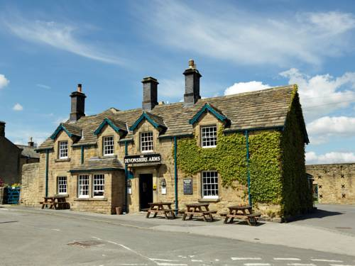 Devonshire Arms at Pilsley Cover Picture