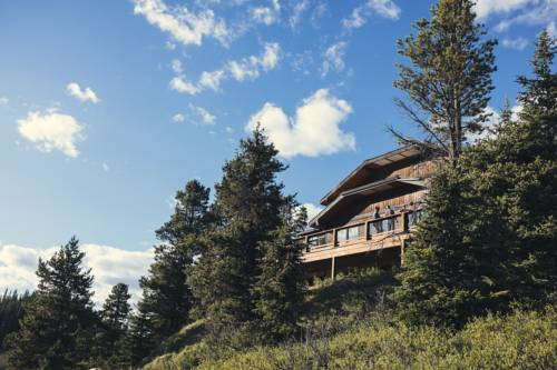 Mount Engadine Lodge Cover Picture