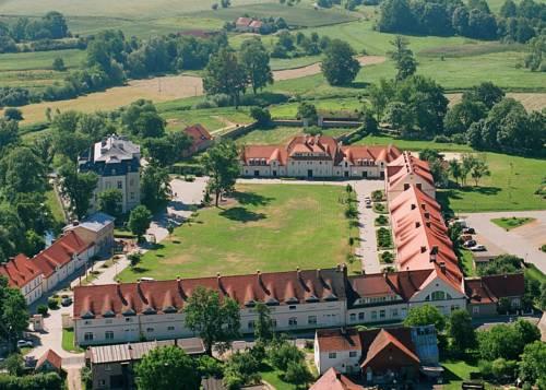 Hotel Spichlerz w Międzynarodowym Centrum Konferencyjnym Cover Picture