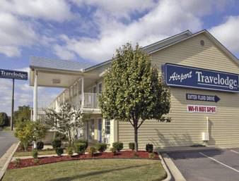 Little Rock Airport Travelodge Cover Picture