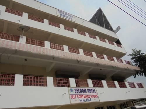 Seldom Hotel Cover Picture