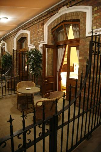 Kimberley Club Boutique Hotel Cover Picture