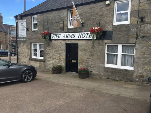 The Fife Arms Hotel Cover Picture