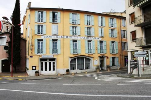 Hôtel l'Aiglon Cover Picture