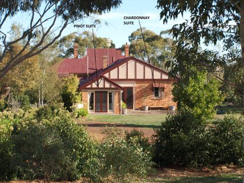 Pierrepoint Bed & Breakfast Cover Picture