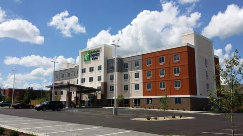 Holiday Inn Express & Suites Lexington Cover Picture
