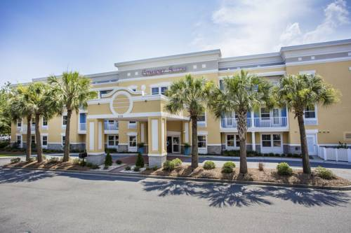 Comfort Suites at Isle of Palms Connector Cover Picture