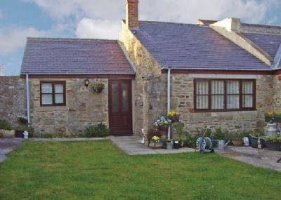 The Dairy Cottage Cover Picture