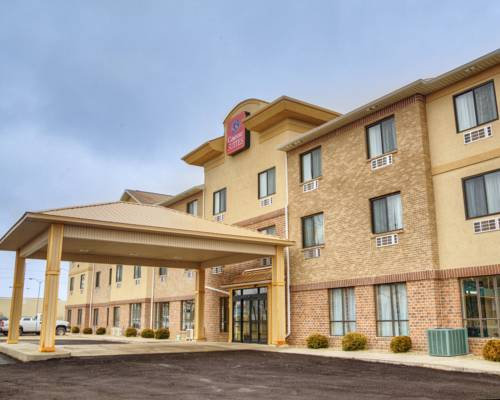 Comfort Suites Plymouth Cover Picture