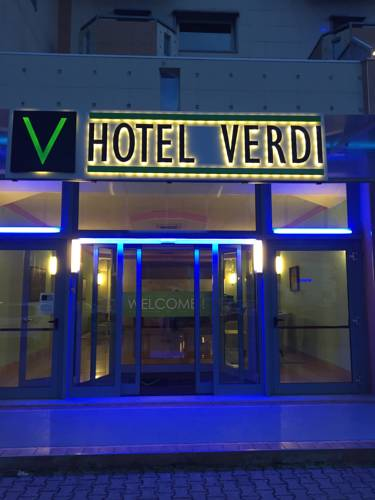 Hotel Verdi Cover Picture
