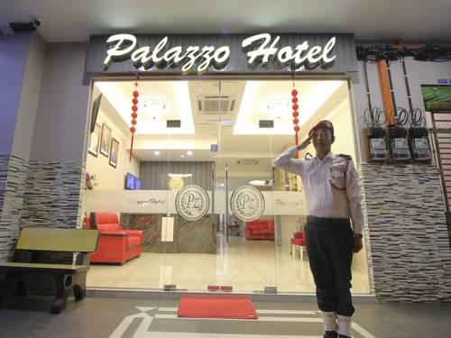 Palazzo Hotel Cover Picture