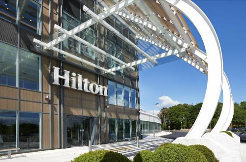 Hilton at the Ageas Bowl, Southampton Cover Picture