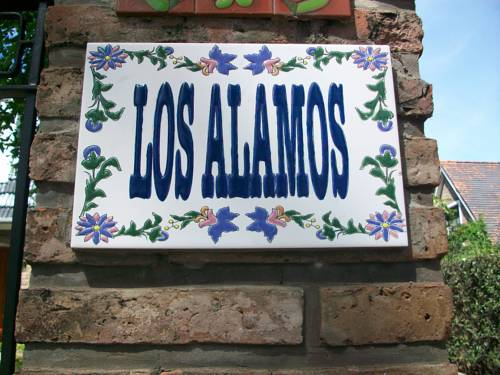 Los Alamos Bed And Breakfast Cover Picture